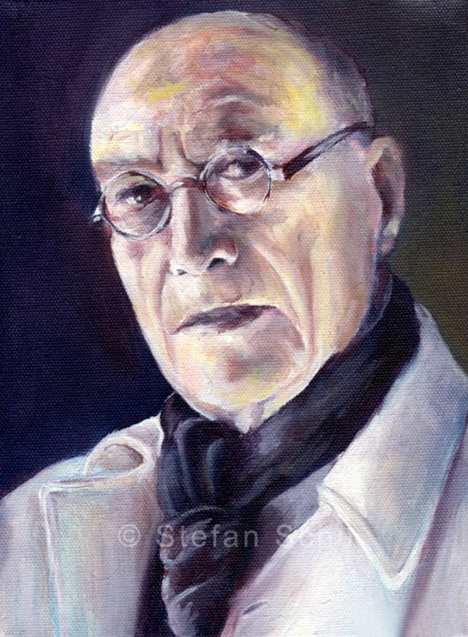 Andre Gide Paintings